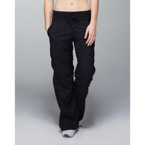 Lululemon Studio Pant II*No Liner in black